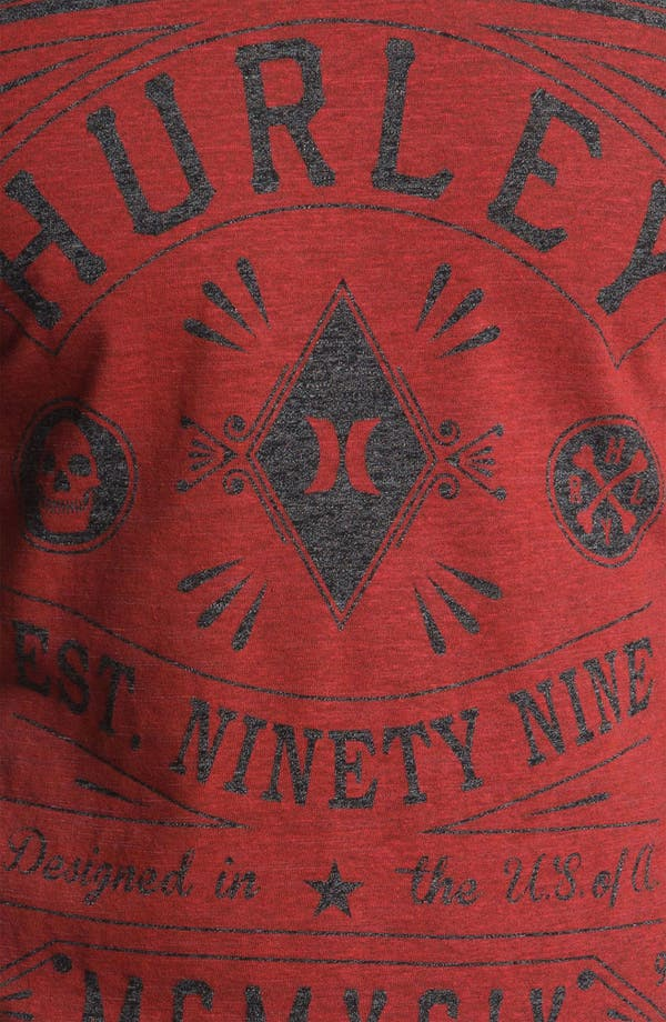 Alternate Image 3  - Hurley 'Lot 99' T-Shirt
