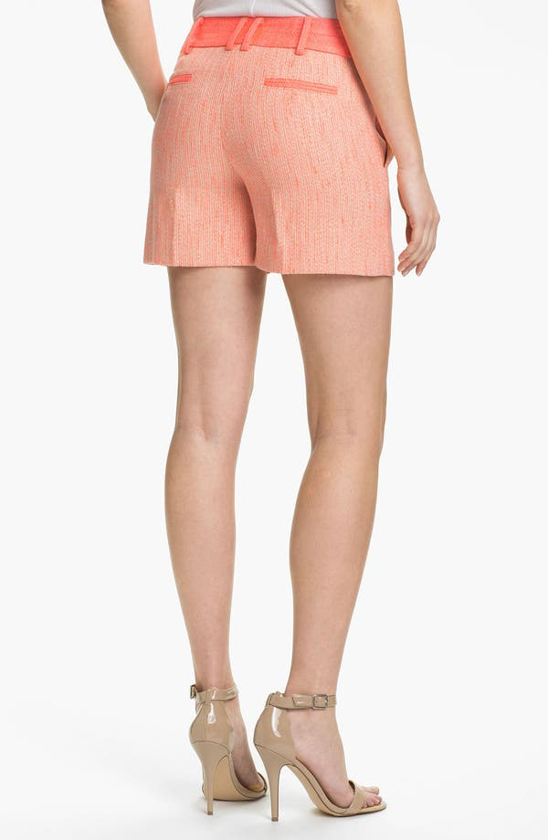 Alternate Image 2  - Milly Tweed Shorts