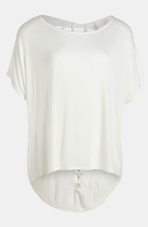 Main Image - ASTR Knotted Back Tee