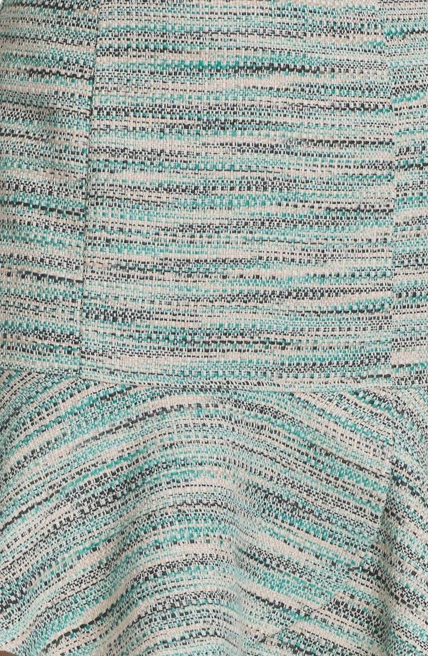 Alternate Image 3  - DKNYC Peplum Hem Skirt