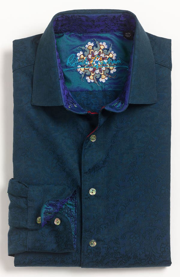 Alternate Image 2  - Robert Graham 'Back Flip' Sport Shirt