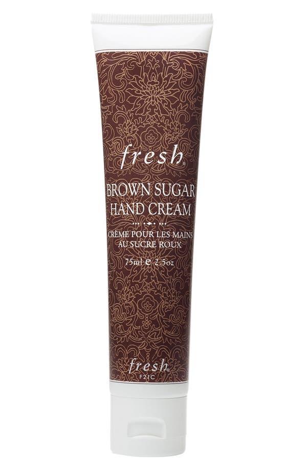 Main Image - Fresh® Brown Sugar Hand Cream