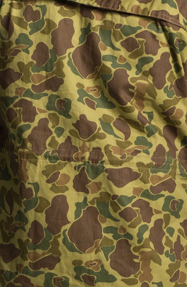 Alternate Image 3  - Penfield 'Gibson' Wax Coated Camo Jacket