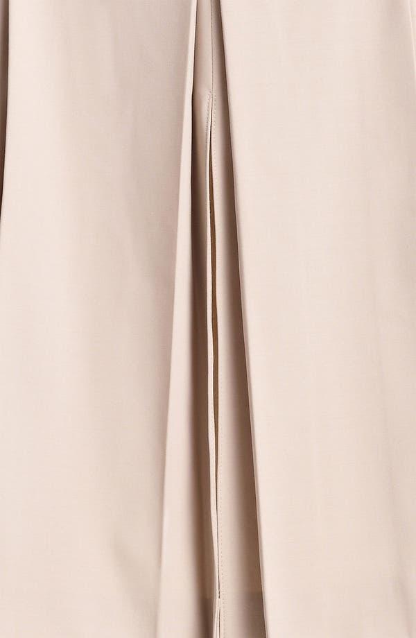 Alternate Image 3  - Michael Kors Pleated Wool Serge Skirt