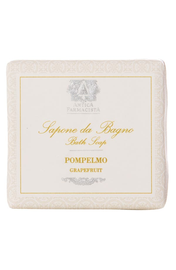 Alternate Image 1 Selected - Antica Farmacista 'Grapefruit' Bar Soap