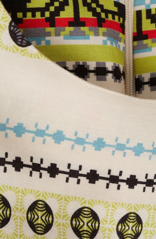 Alternate Image 3  - Topshop 'Florence' Southwest Stripe Dress