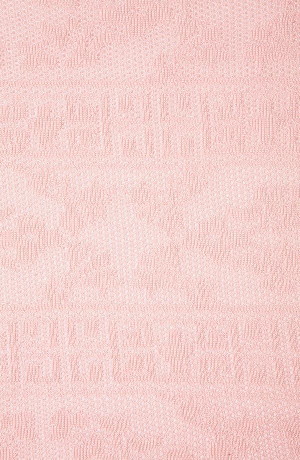Alternate Image 3  - Topshop Doily Lace Tank