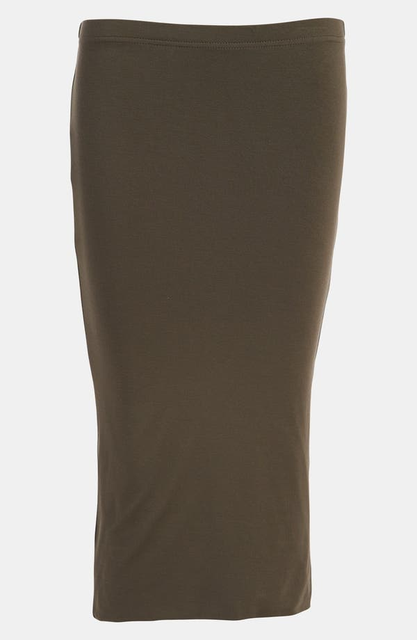 Main Image - Leith Double Layered Tube Skirt