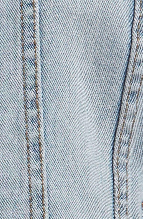Alternate Image 3  - BLANKNYC Cutoff Denim Vest