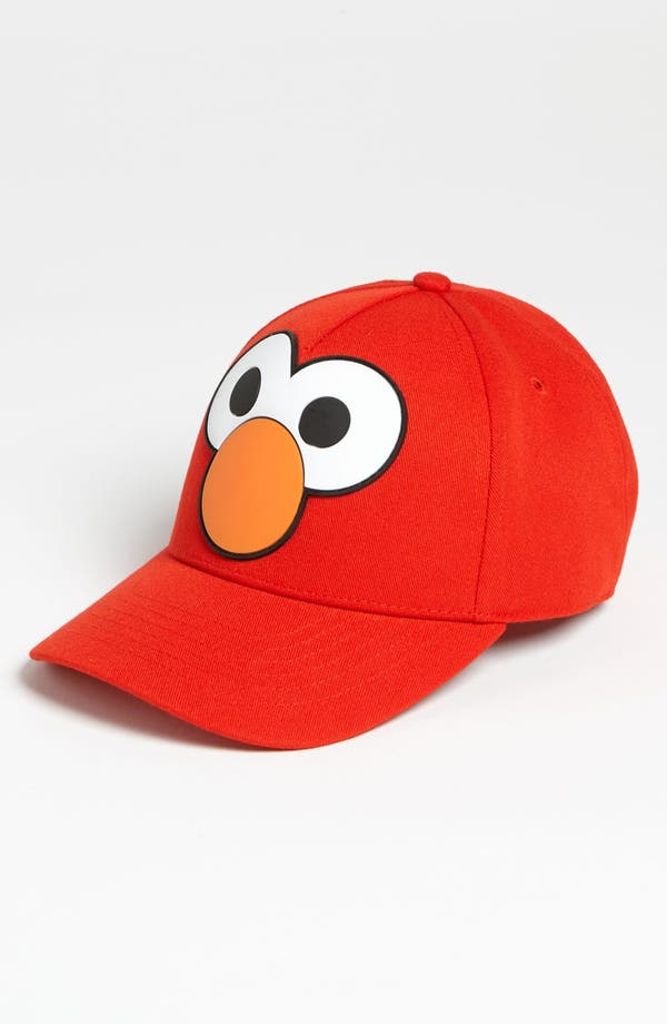 Alternate Image 1 Selected - Sesame Street® Headwear 'Elmo™' Baseball Cap (Toddler)
