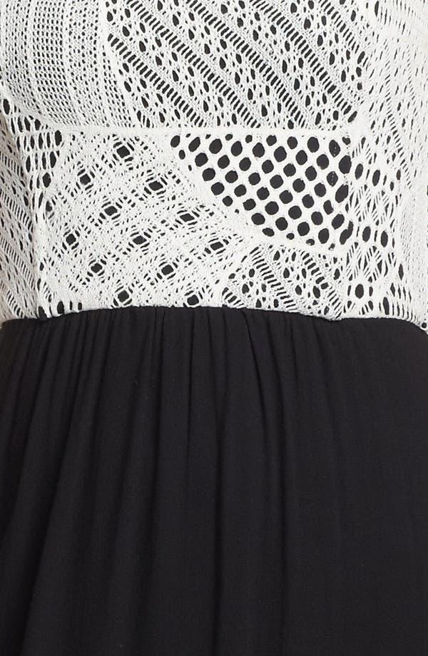Alternate Image 3  - Ella Moss Strapless Maxi Dress
