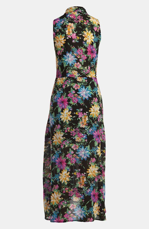 Alternate Image 3  - Lucca Couture Floral Maxi Dress