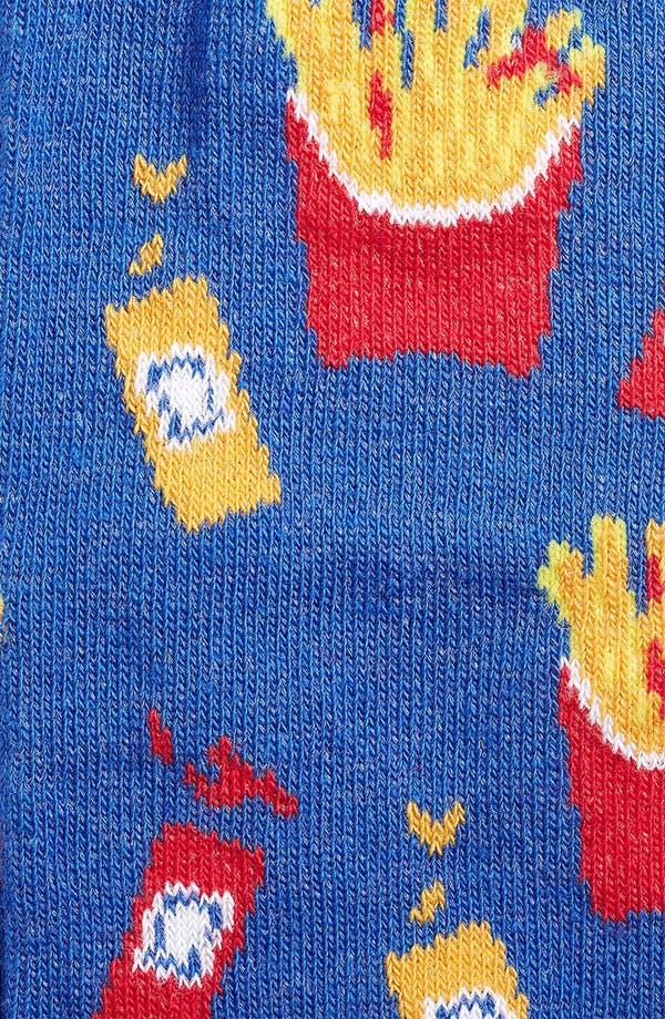 Alternate Image 2  - Topman 'Fries with Red Sauce' Socks