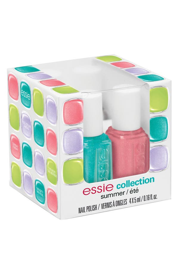Alternate Image 1 Selected - essie® 'Summer Collection 2013' Mini Set