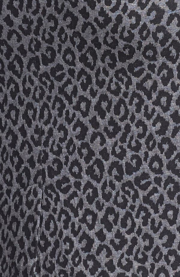 Alternate Image 3  - Calvin Klein Cap Sleeve Print Sheath Dress (Plus Size) (Online Only)