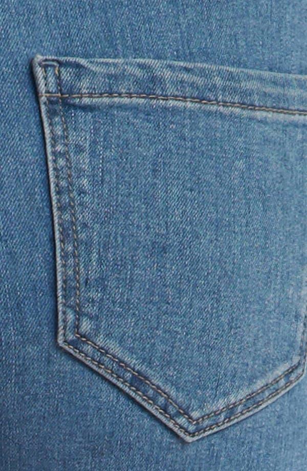 Alternate Image 3  - Topshop Moto 'Joni Disco' High Waisted Jeans