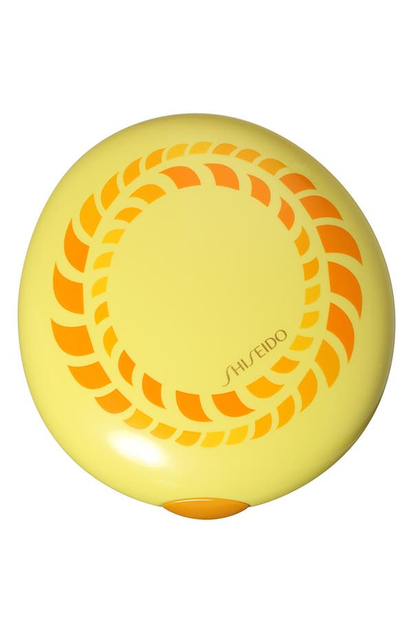 Alternate Image 1 Selected - Shiseido Sun Protection Compact Foundation Case - 1969