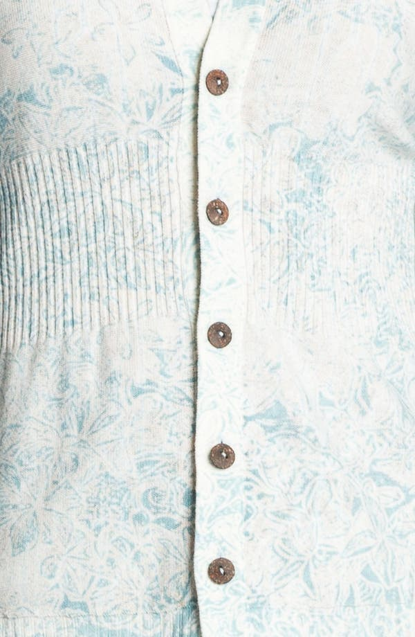 Alternate Image 4  - Nic + Zoe 'This and That' Reversible Cardigan