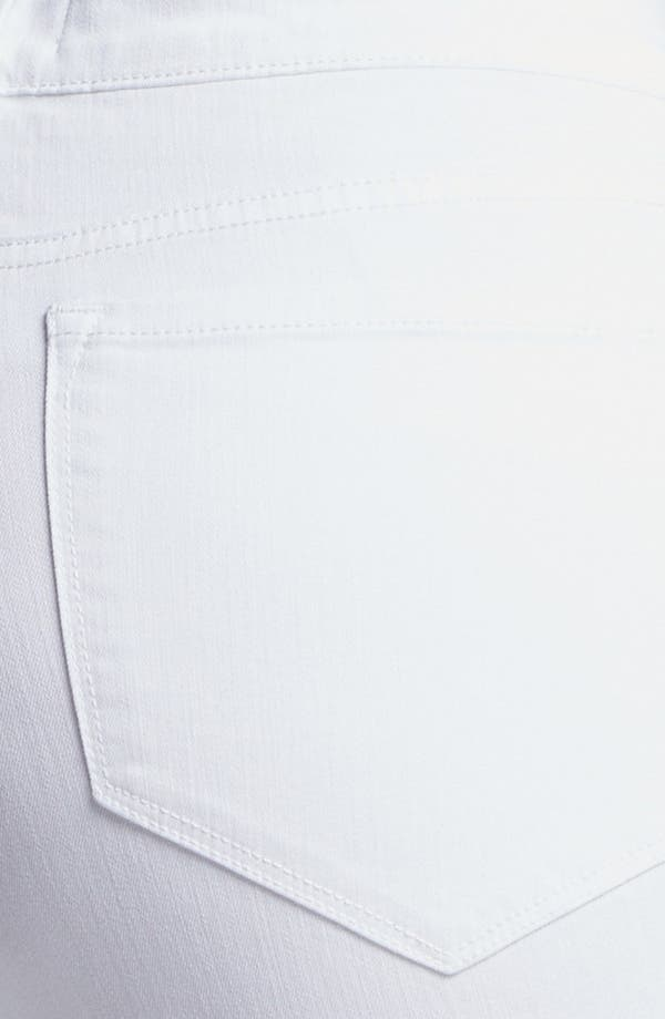 Alternate Image 3  - NYDJ 'Suzy' Crop Jeans (Plus Size)