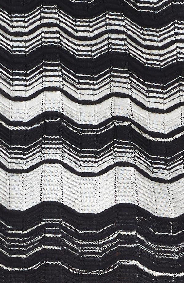 Alternate Image 3  - M Missoni Greek Key Stripe Skirt