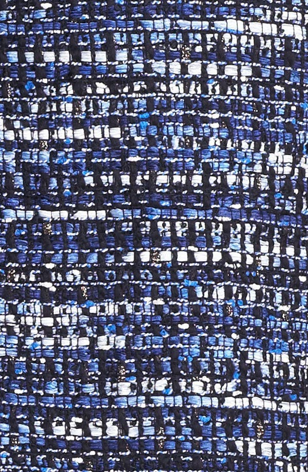 Alternate Image 3  - Lafayette 148 New York Metallic Tweed Skirt