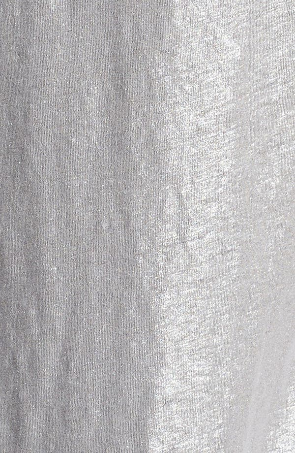 Alternate Image 3  - Eileen Fisher Shimmer Jersey Tank