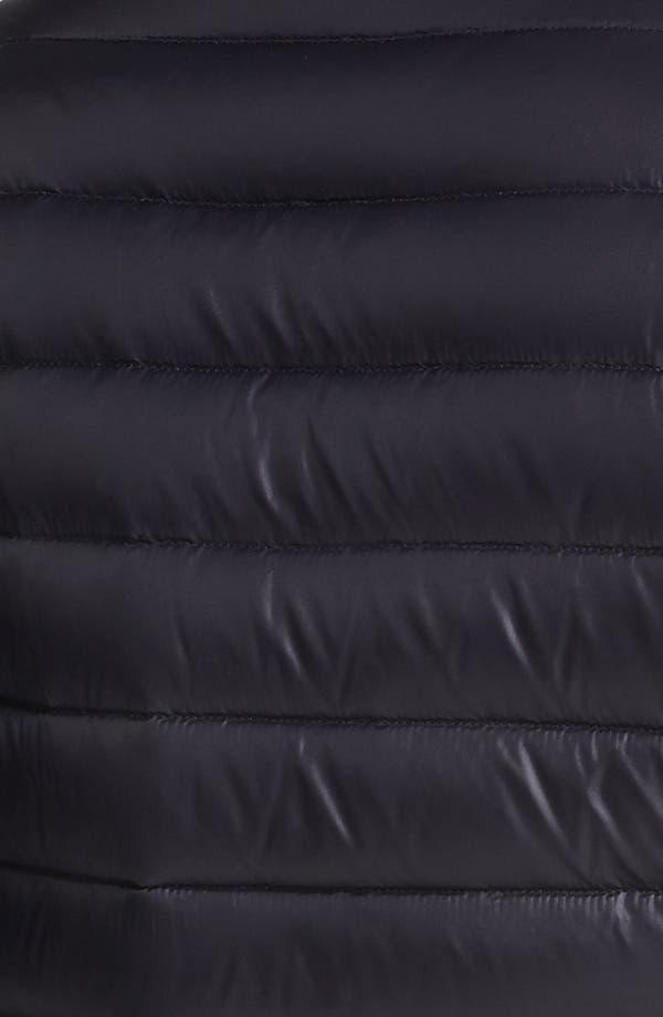 Alternate Image 3  - Calvin Klein Asymmetrical Lightweight Down Jacket