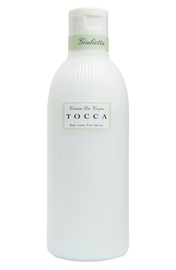 Main Image - TOCCA 'Giulietta' Body Lotion