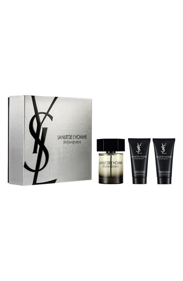 Alternate Image 1 Selected - Yves Saint Laurent 'La Nuit de l'Homme' Set ($104 Value)
