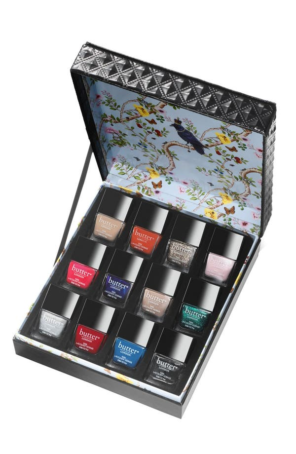 Alternate Image 1 Selected - butter LONDON 'Luxe Rock' Nail Set (Limited Edition) ($120 Value)