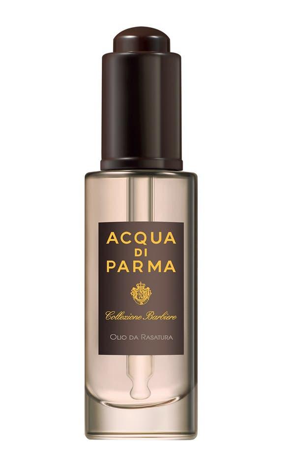 Main Image - Acqua di Parma 'Collezione Barbiere' Shaving Oil