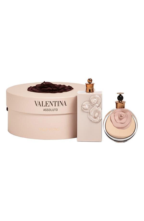 Alternate Image 1 Selected - Valentino 'Valentina Assoluto' Holiday Set ($167 Value)