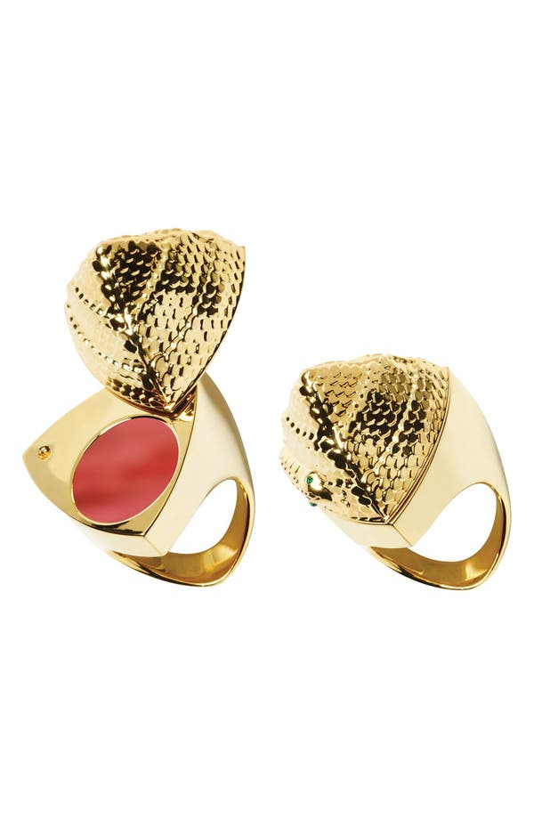 Alternate Image 1 Selected - Santigold for Smashbox 'Be Legendary' Lipstick & Snake Ring