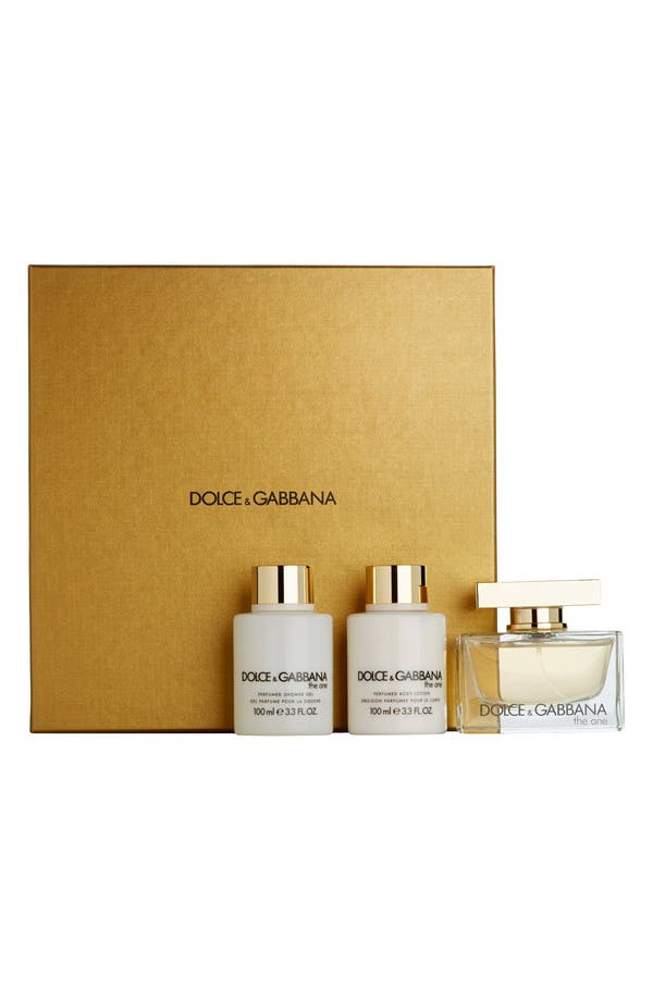Alternate Image 1 Selected - Dolce&Gabbana Beauty 'The One' Set ($177 Value)