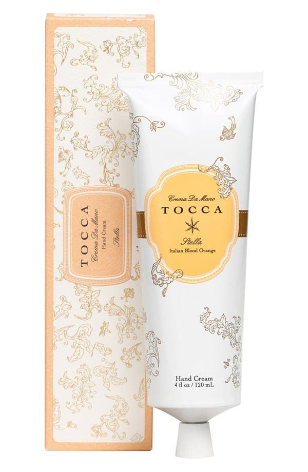 Alternate Image 4  - TOCCA 'Stella Blood Orange' Hand Cream