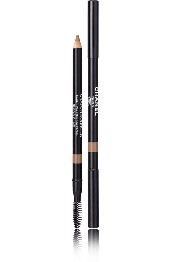 CRAYON SOURCILS<br />Sculpting Eyebrow Pencil,                             Main thumbnail 1, color,                             10 Blond Clair