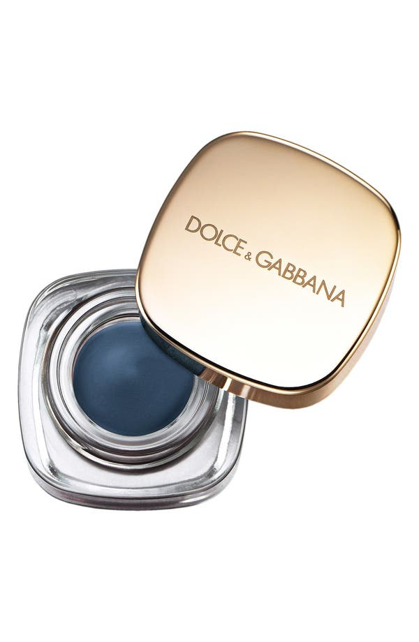 Alternate Image 1 Selected - Dolce&Gabbana Beauty 'Summer in Italy - Perfect Mono' Matte Cream Eye Color (Limited Edition)