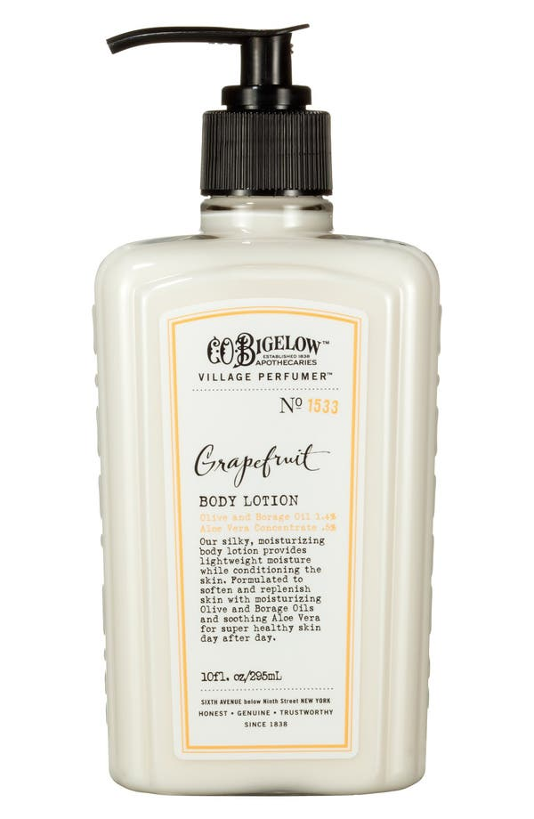 Alternate Image 1 Selected - C.O. Bigelow® Body Lotion