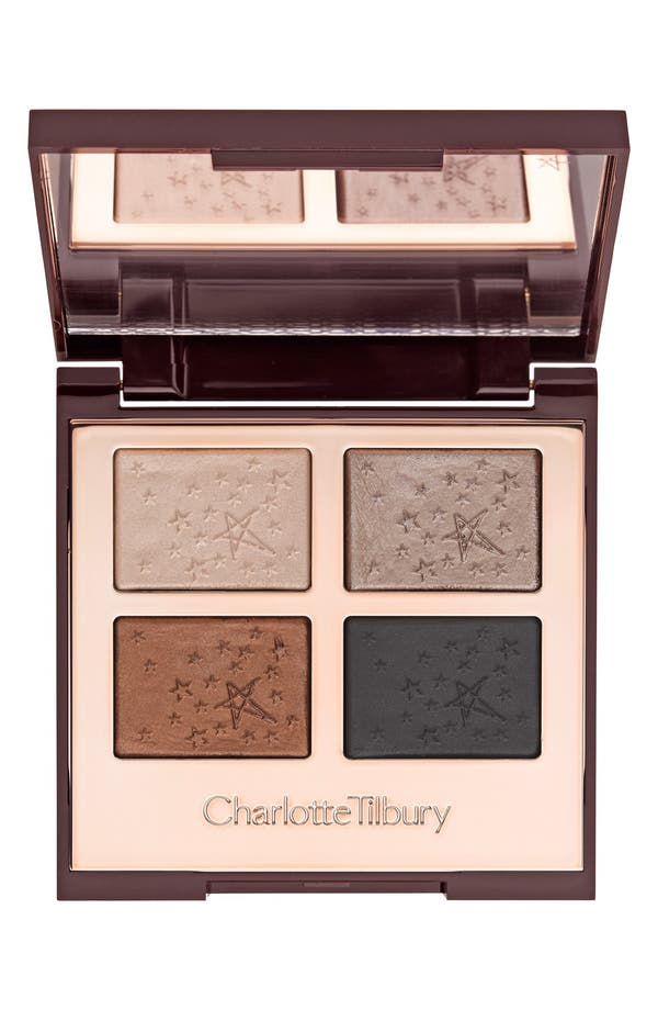 Main Image - Charlotte Tilbury 'Luxury - Fallen Angel' Colour-Coded Eyeshadow Palette (Limited Edition)