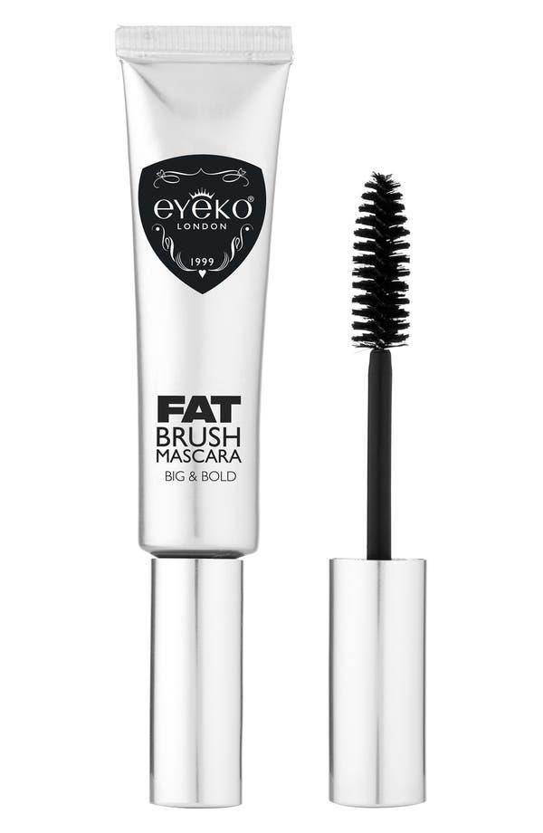Alternate Image 1 Selected - Eyeko 'Fat Brush' Mascara