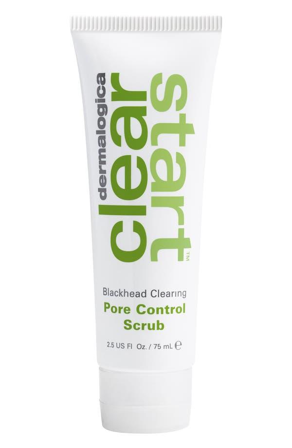 'Clear Start<sup>™</sup>' Blackhead Clearing Pore Control Scrub,                         Main,                         color, No Color