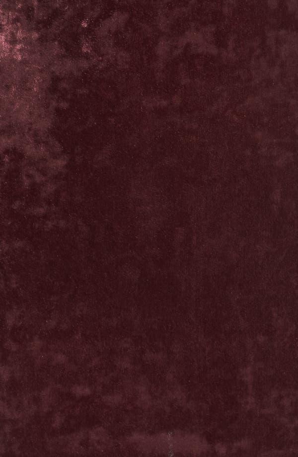 Intimately FP Viper Velvet Chemise,                             Alternate thumbnail 6, color,                             Raspberry