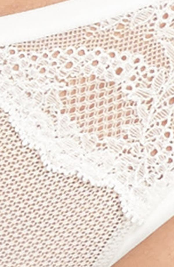 Bridal Panties,                             Alternate thumbnail 8, color,                             Pearl