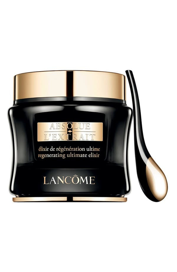 Alternate Image 1 Selected - Lancôme Absolue LExtrait Regenerating Ultimate Elixir