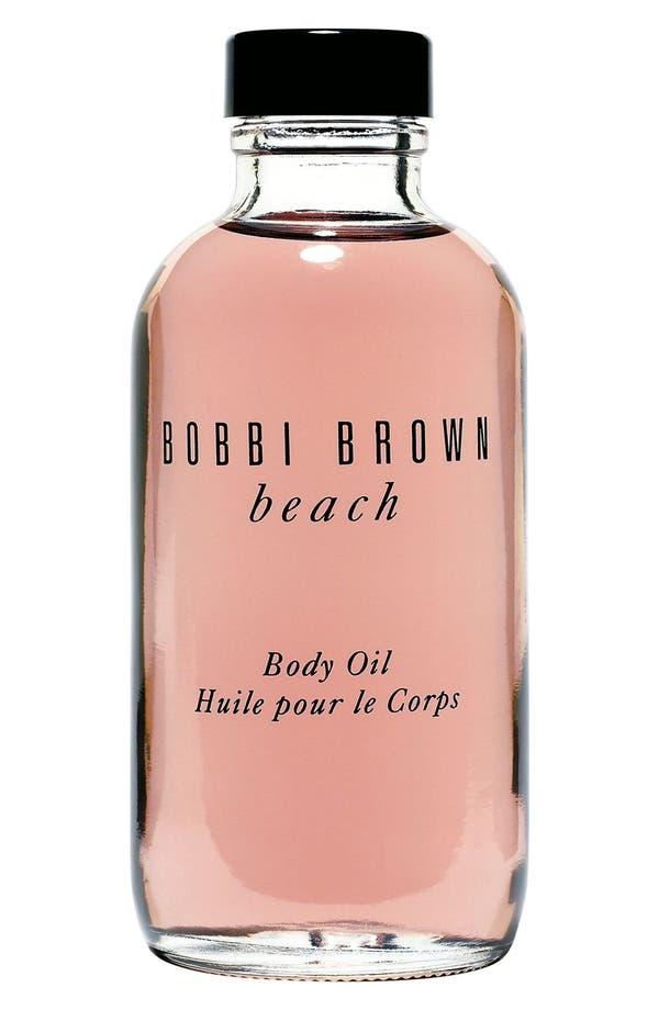 'beach' Body Oil,                             Main thumbnail 1, color,                             No Color