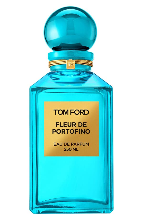 Private Blend Fleur de Portofino Eau de Parfum Decanter,                             Main thumbnail 1, color,                             No Color