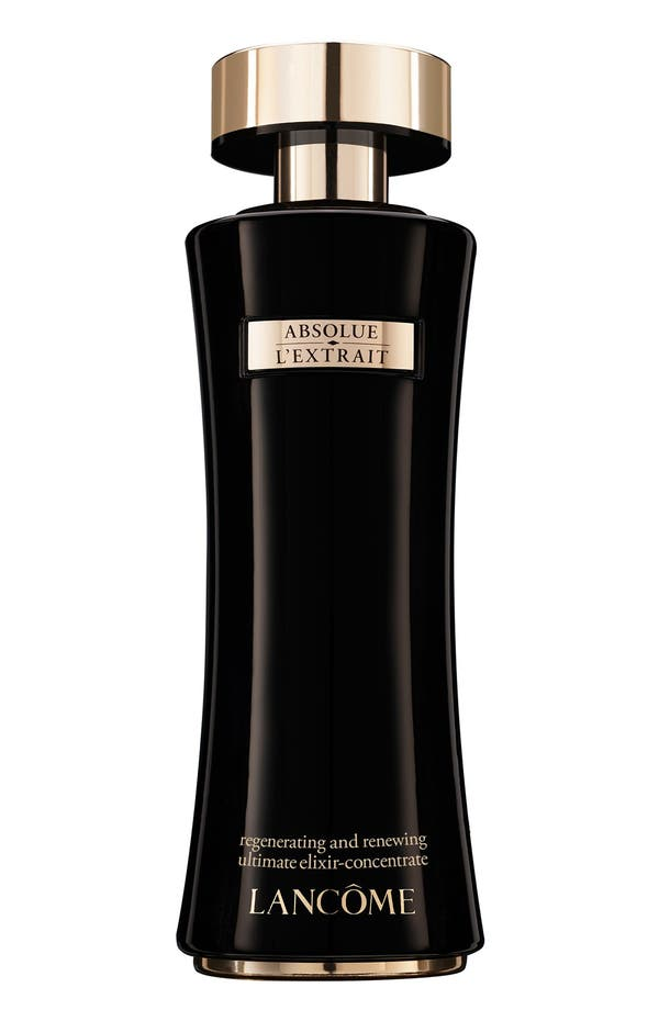 Main Image - Lancôme Absolue LExtrait Ultimate Beautifying Lotion