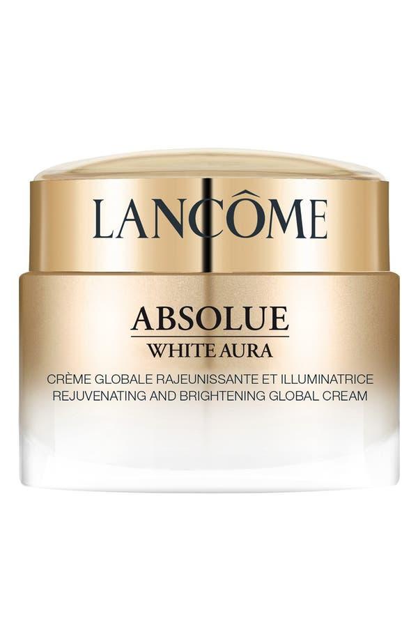 Main Image - Lancôme Absolue White Aura Rejuvenating and Brightening Global Cream