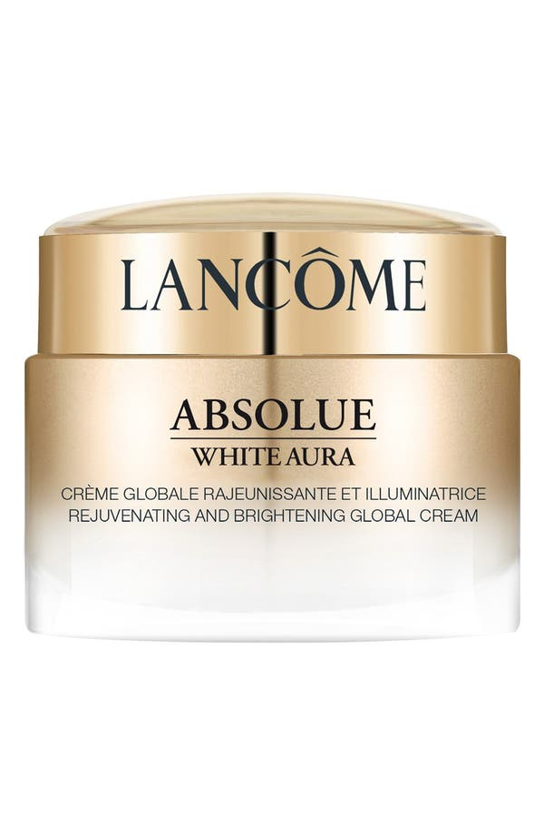 Absolue White Aura Rejuvenating and Brightening Global Cream,                         Main,                         color, No Color