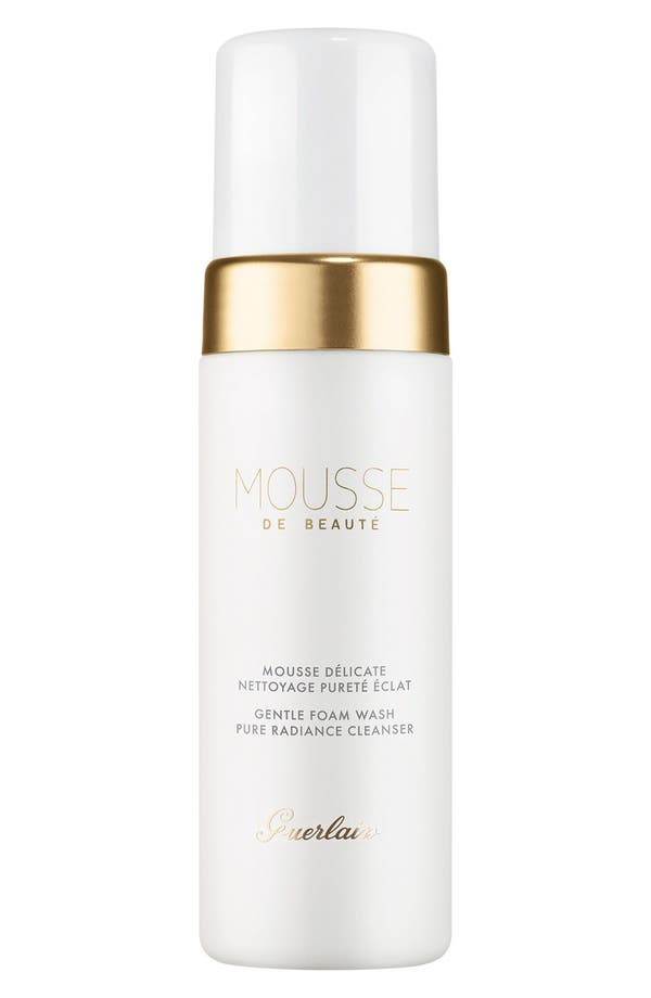 'Secret de Pureté - Mousse de Beauté' Gentle Cleansing Foam,                             Main thumbnail 1, color,                             No Color